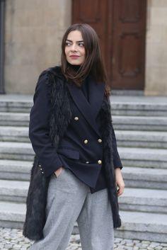 AGNESA ADAMCZAK: How to wear fur ?