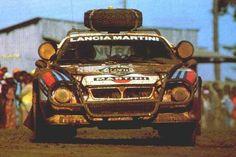 Lancia 037 Rally, No.3, Martini, Alen/Kivimaki, Safari Rally 1986 Scale: 1:43 - Metal/plastic - Ready-made HPI