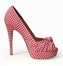 Fabulous gingham shoes #shoes #fashion #gingham