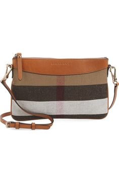 Burberry 'Peyton' Crossbody Bag available at #Nordstrom