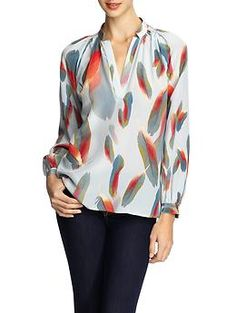 i never have enough nice blouses for work...