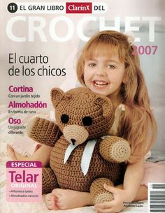 ClarinX crochet 2007-11 - Osinka.ClarinX - Álbuns da web do Picasa