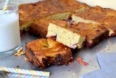 chickpea cake gâteau au pois chiche vegan sans gluten purée d amandes