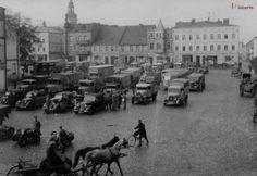Najazd niemiec na polskę - początek drugiej wojny światowej