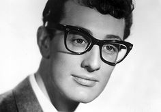 Buddy Holly died February 3, 1959 at age 22 in a plane crash.