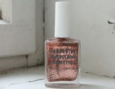 Vegan AUTUMN Nails OCC *ONCE UPON A CREAM Vegan Beauty Blog*
