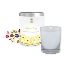 Tropical Escape - Body Massage Candle