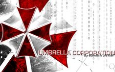 Resident evil umbrella logo resident evil hd wallpapers yeka umbrella corporation logo 3 voltagebd Images