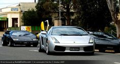 Bull's Run – Lamborghini Club SA – October 2009 | Sports & Prestige Cars in Australia | Aussie Exotics