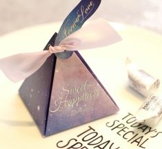Galaxy Themed Party Favors #1