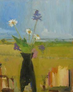 Stephen Dinsmore, Still Life in Landscape