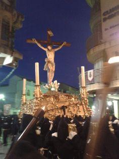 Fotografía de Sergio García. Jueves Santo -Ciudad Real- Realizada con móvil
