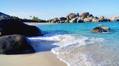 Virgin Gorda - British Virgin Islands | Devi's Bay Virgin Gorda