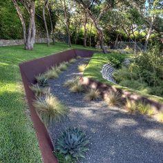 Gorgeous retaining wall