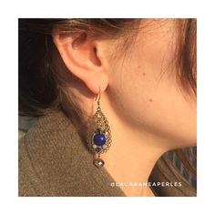Ces boucles d'oreilles sont à shopper en kit sur notre site http://www.lacabaneaperles.fr/e-shop---nos-kits-bijoux/nos-kits-bijoux-a-realiser-soi-meme/decouvrir-tous-nos-kits-bijoux-avec-mode-d-emploi/2422-odyssee.html