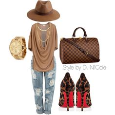 Untitled #1384, created by stylebydnicole on Polyvore