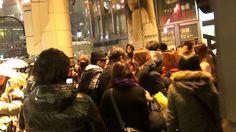 雪の渋谷にGACKT降臨   GACKT   BARKS音楽ニュース