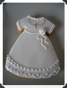 Cupcakes Adictos: Galletas de comunión