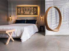 Blog - Modny trend, czyli kilka słów o huśtawkach we wnętrzach Mebloscenka Decor, Cozy, Bed, Furniture, Cozy House, House, Home Decor, Mirror
