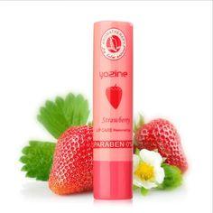 Lip Balm Lipstick Moisturizer Gloss Organic Natural Lip Smacker Protector Beauty
