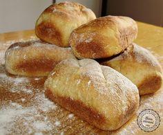 Jogurtové pečivo • bonvivani.sk Slovak Recipes, Russian Recipes, Home Baking, Cookie Designs, No Bake Cookies, Kefir, Baguette, Cooker, Bread