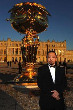 Takashi Murakami (@ Versailles)