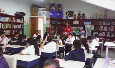 Escuela Básica Teresa Manrique - Búsqueda de Twitter