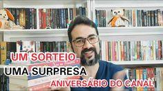 ANIVERSÁRIO DO CANAL + SORTEIO   Marcos Amaro