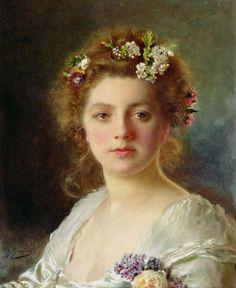 Flora (Gustave Jacquet)