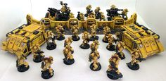 Imperial Fists force