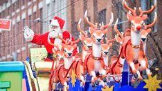 santa claus parade t