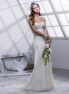 2014 MG.S spring A-line wedding dress lace  P4SC809 US $266.00