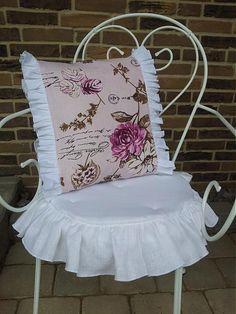 Linen pillowcase Poesie by shabby.romantic - SAShE.sk - Handmade