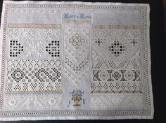 Tutte le dimensioni |Overview of the sampler, only two more borders | Flickr – Condivisione di foto!