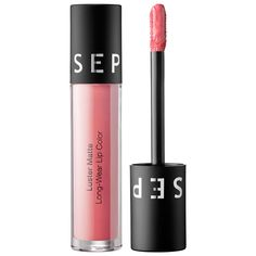Nude Pink Luster $16.00 Luster Matte Long-Wear Lip Color - SEPHORA COLLECTION   Sephora