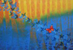 #Mariposa #ArteBortot #GaleríaBortot #ExpoArtistas