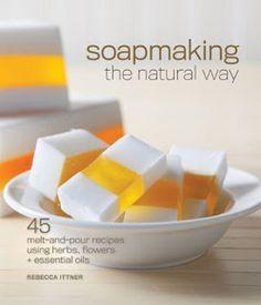 Home Made Soap, Recipe, Lye Free, Glycerin