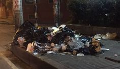 Sigue sin recogerse la basura en sectores del norte de Bogotá - Caracol Radio