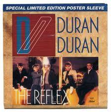 Duran Duran - The Reflex met deze nummer heb ik leuke en minder leuke herinneringen.