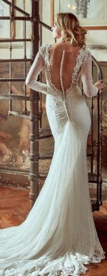 Wedding Dress Inspiration - Nicole Spose