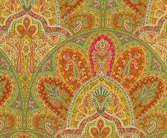 Home Decor Print Fabric- IMAN Zulaika Sunstone, , hi-res