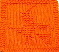 Knitting Cloth Pattern  FLYING WITCH  PDF by ezcareknits on Etsy, $3.00