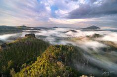 --Foggy Morning-- by Marek Kijevský on 500px