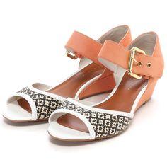 チャールズ & キース CHARLES & KEITH Sandals(Orange) -「買ってから選ぶ。」靴とファッションの通販サイト ロコンド
