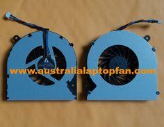 Toshiba Satellite C870 Series Laptop CPU Fan 4-wire