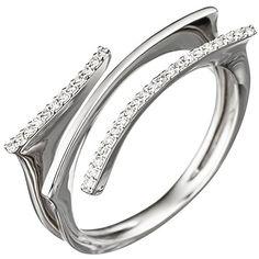 Dreambase Damen-Ring W SI wesselton 14 Karat (585) Weißgo... https://www.amazon.de/dp/B01IO7CP44/?m=A37R2BYHN7XPNV