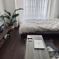 Room Design Bedroom, Small Room Bedroom, Cozy Bedroom, My Room, Bedroom Decor, Dream Rooms, Dream Bedroom, Room Interior, Interior Design