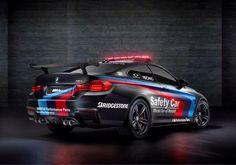 Auto • BMW M4 - MotoGP Safety Car