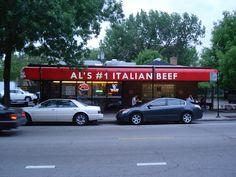 Al's #1 Italian Beef in Chicago