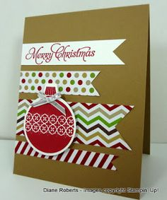 Love this one think I'll try to make my cards this year.